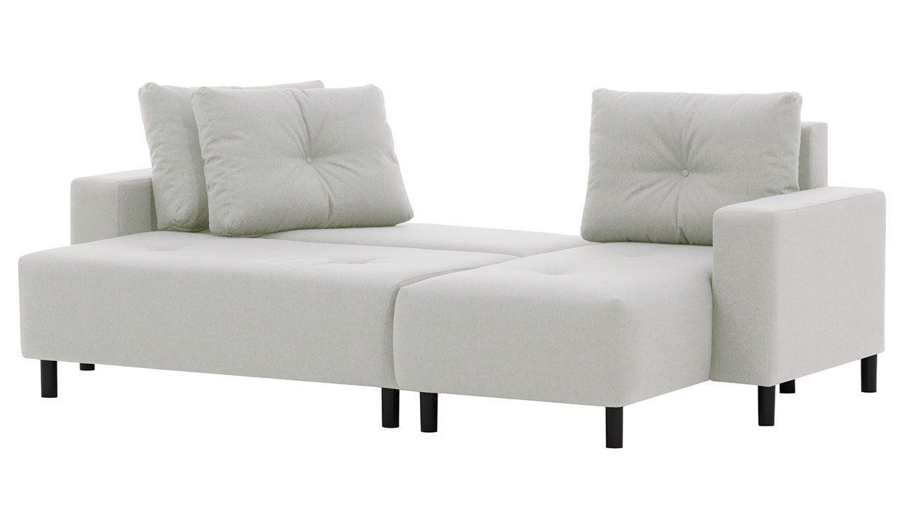Eva Corner Sofa Bed