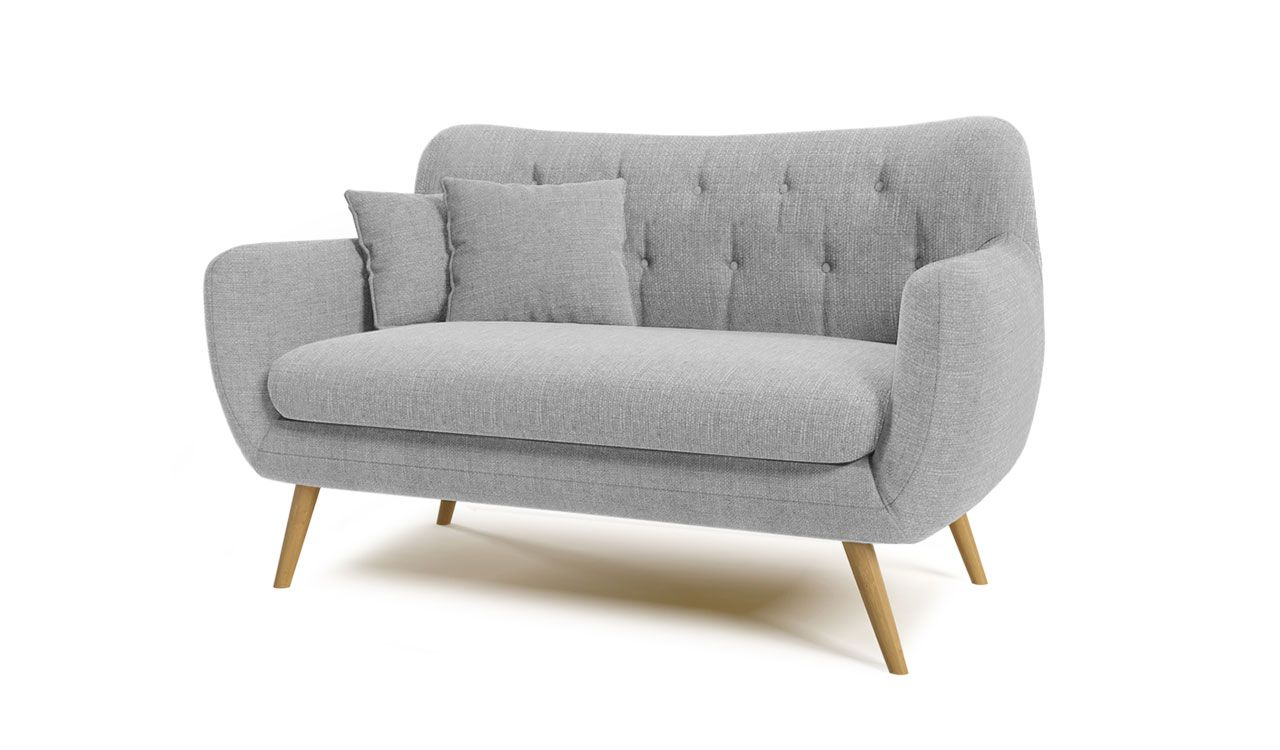 Ciaran 2 Seater Retro Sofa