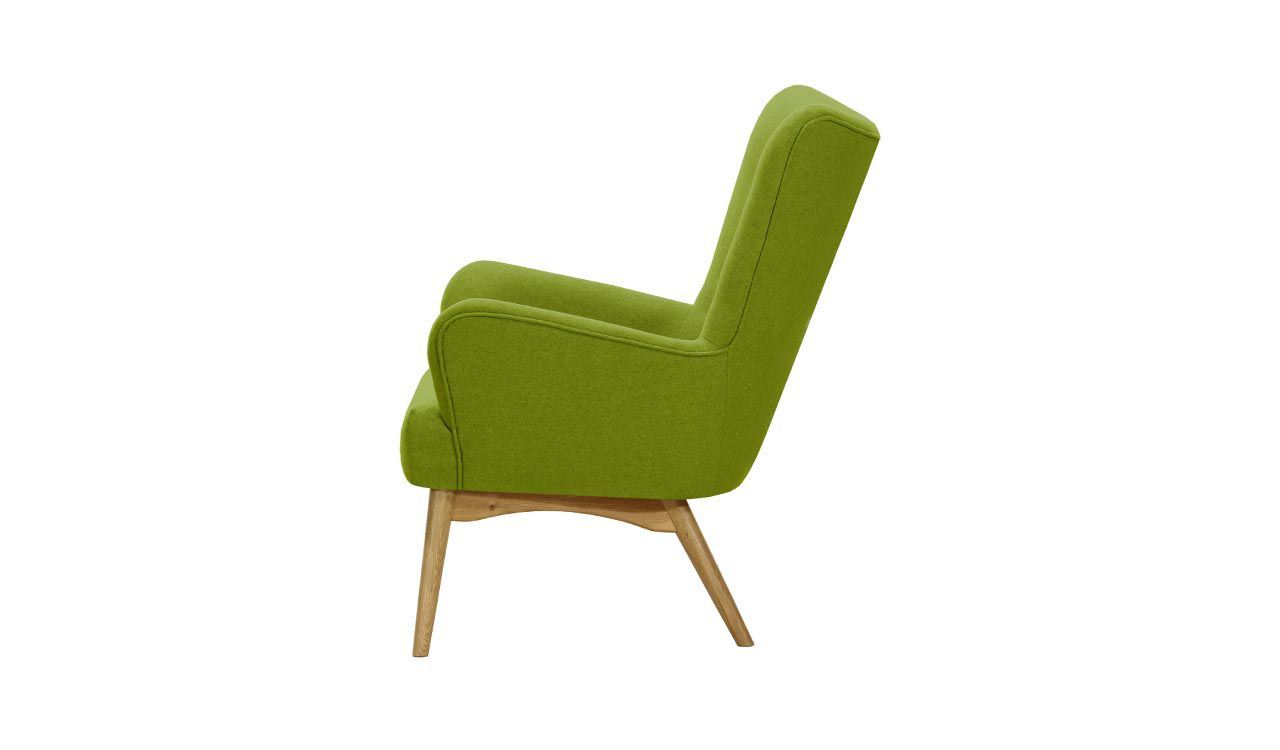 Fergal Wingback Chair