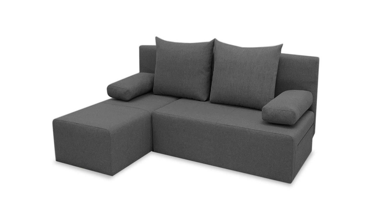 Bret Corner Sofa Bed With Storage