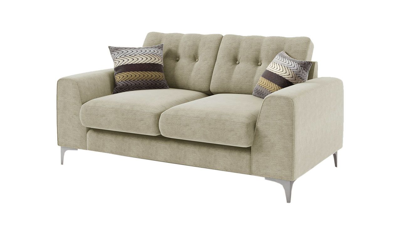 Catriona 2 Seater Sofa in Cream