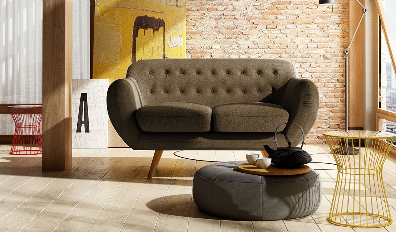 Conan 2 Seater Sofa