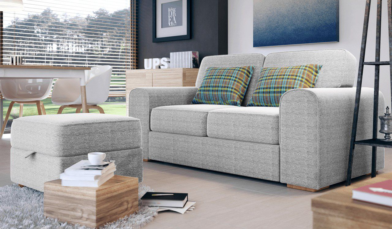 Enid 3 Seater Sofa
