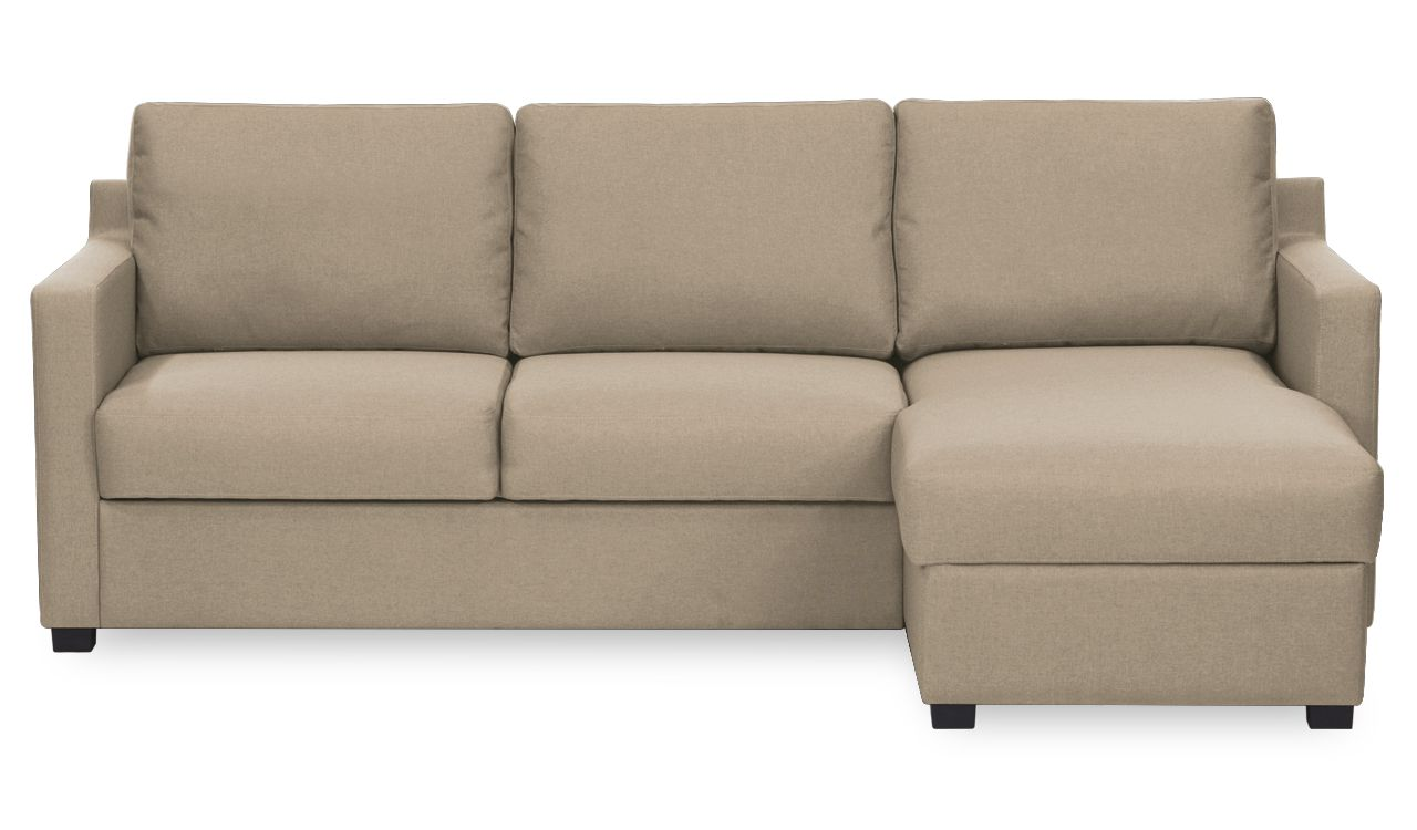 Bronagh Right Hand Corner Sofa Bed With Storage