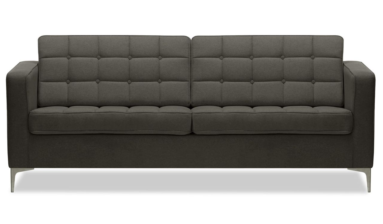 Fintan 3 Seater Sofa in Dark Grey