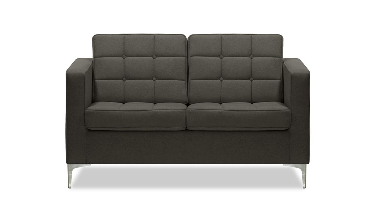 Fintan 2 Seater Sofa in Dark Grey