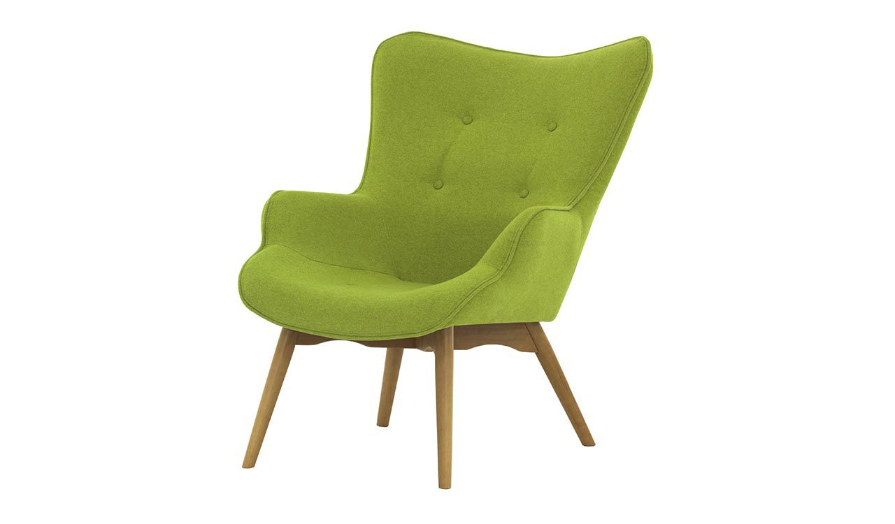 Dakota Wingback Chair